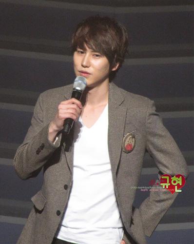 KyuHyun KRY کنسرٹ in Seoul