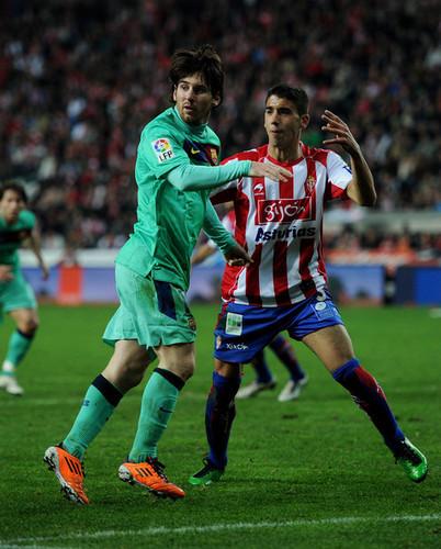 L. Messi (Sporting Gijon - Barcelona)