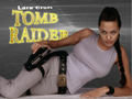 Lara Croft of Tomb Raider aka Angelina Jolie - lara-croft-tomb-raider-the-movies wallpaper