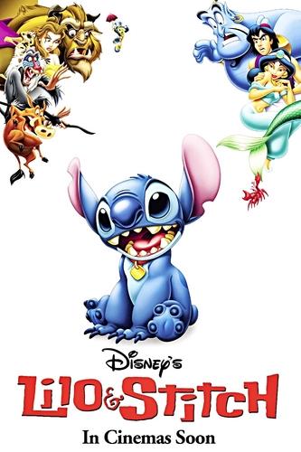 Walt Disney Posters - Lilo & Stitch