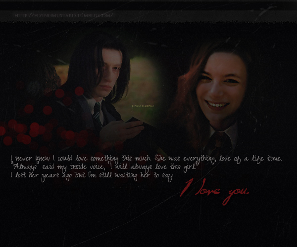 Snape Quotes About Lil...