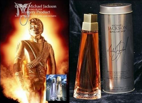 MJ Perfume...