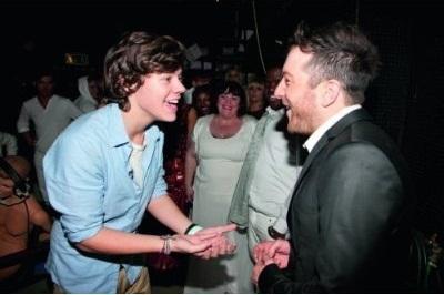 Matt and Harry<3