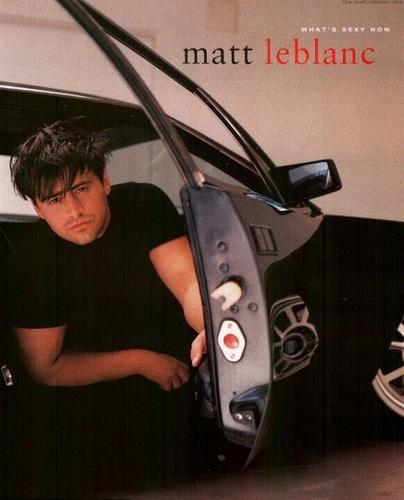 Matt le blanc