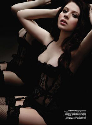 Maxim 2011 - michelle-trachtenberg Photo
