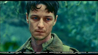"McAvoy in ""Atonement"" - james-mcavoy Screencap"