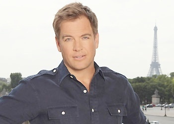 Michael Weatherly in Paris