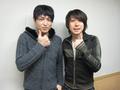 Midorikawa Hikaru and Kenichi Suzumura