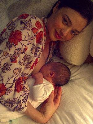 Miranda & baby Flynn :)