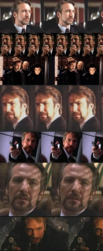 Mr. Hans Gruber!