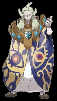 N's Father, Ghetsis