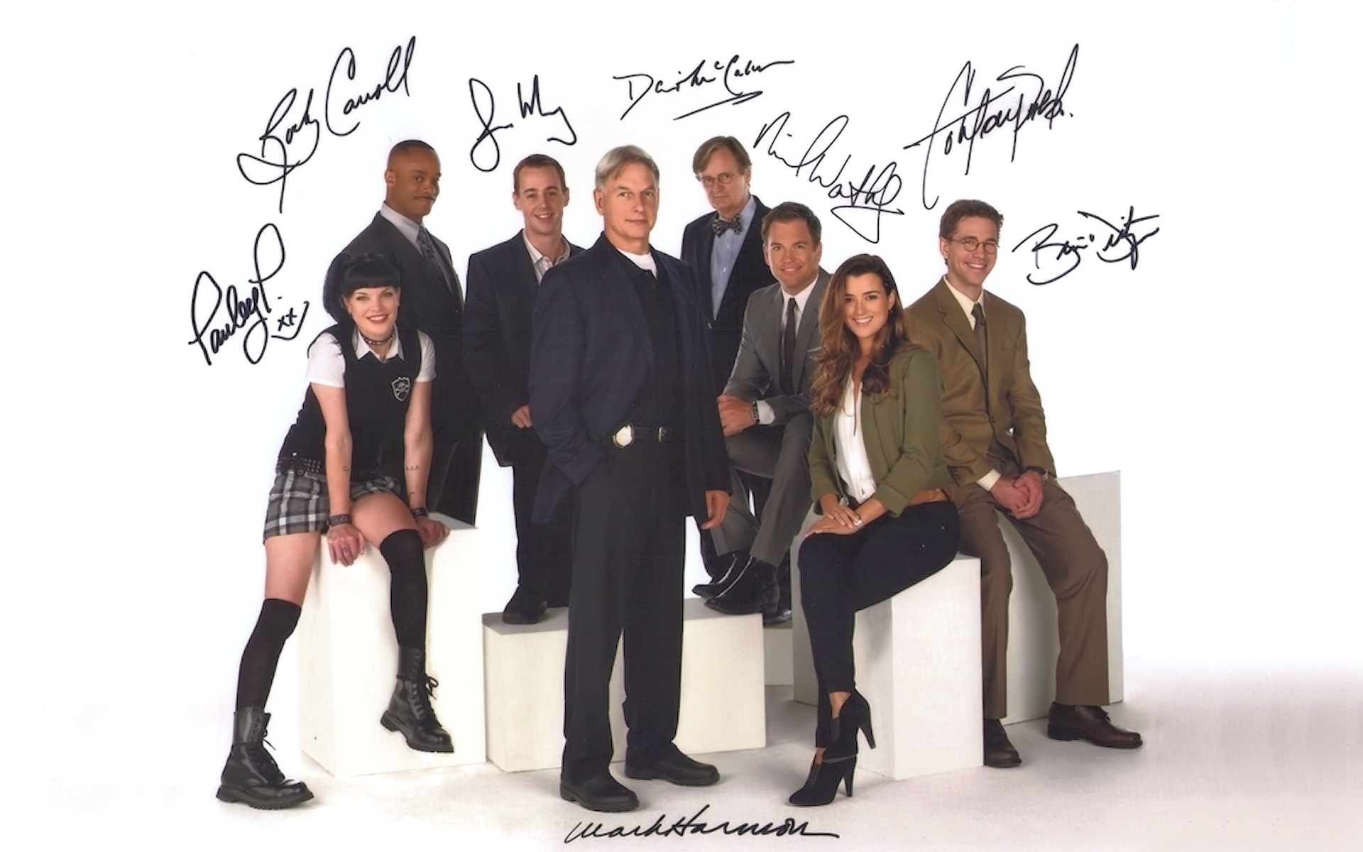 NCIS NCIS Cast Wallpaper
