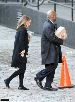 Natalie in New York City February 10