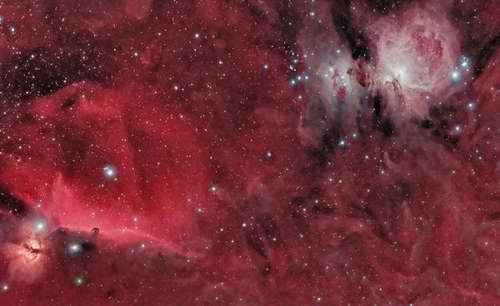 Nebulas.