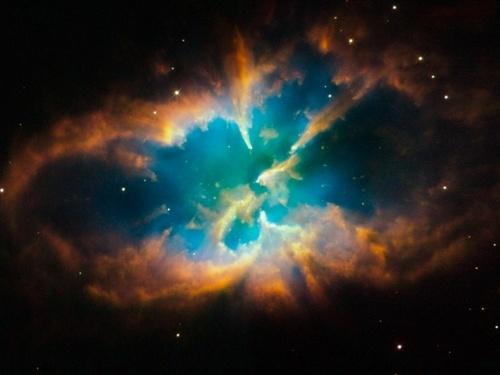 o espaço wallpaper possibly containing a sunset titled Nebulas.