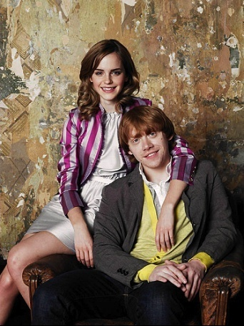 Ron And Hermione Hookup In Real Life