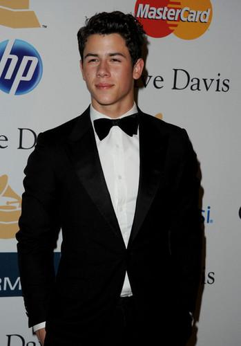 Nick Jonas Grammy 2011
