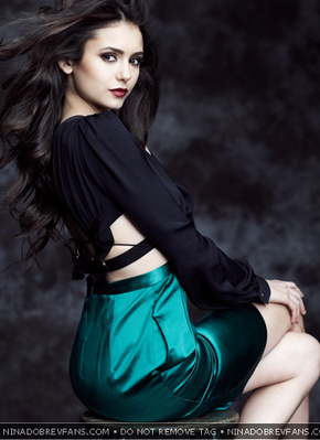 Selena_01 wallpaper with a hip boot and a legging called Nina Dobrev Photo shoot