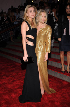 Official Pics - Getting Ready For The MET Gala 2008