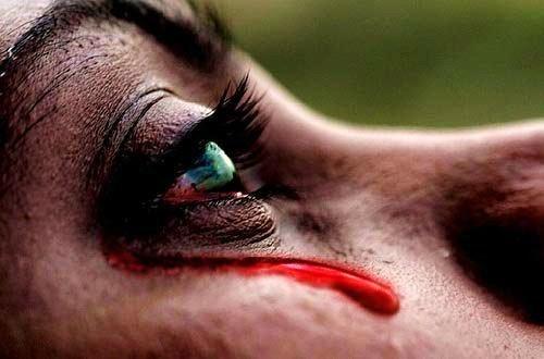 One tear too many