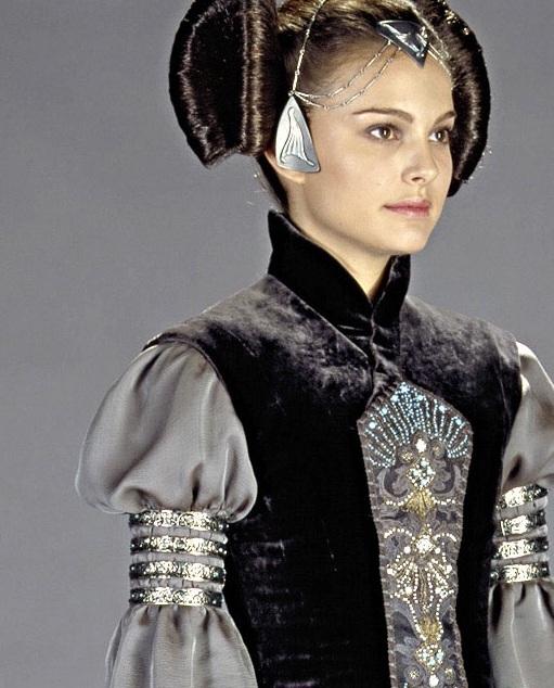 Natalie Portman Star Wars Padme Amidala - Office Girls