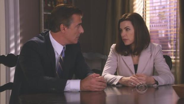 Peter and Alicia - The Good Wife Photo (19278731) - Fanpop