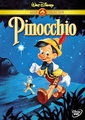Pinocchio - Gold Collection DVD Cover