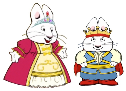 Prince Max and Princess Ruby