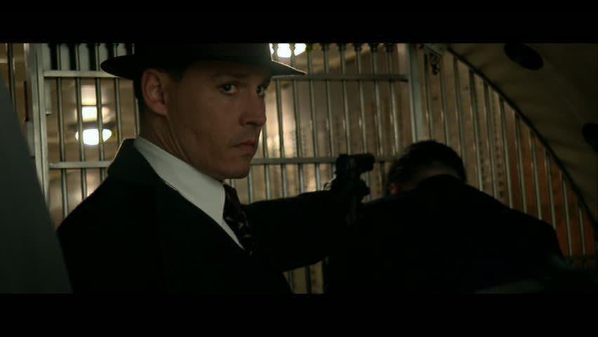johnny depp public enemy movie public enemies screencaps