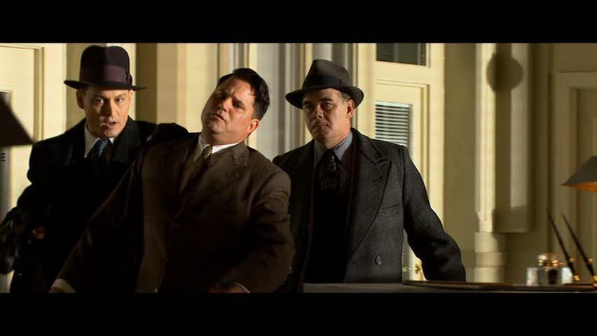 Johnny Depp S Movie Characters Images Public Enemies Screencaps Hd