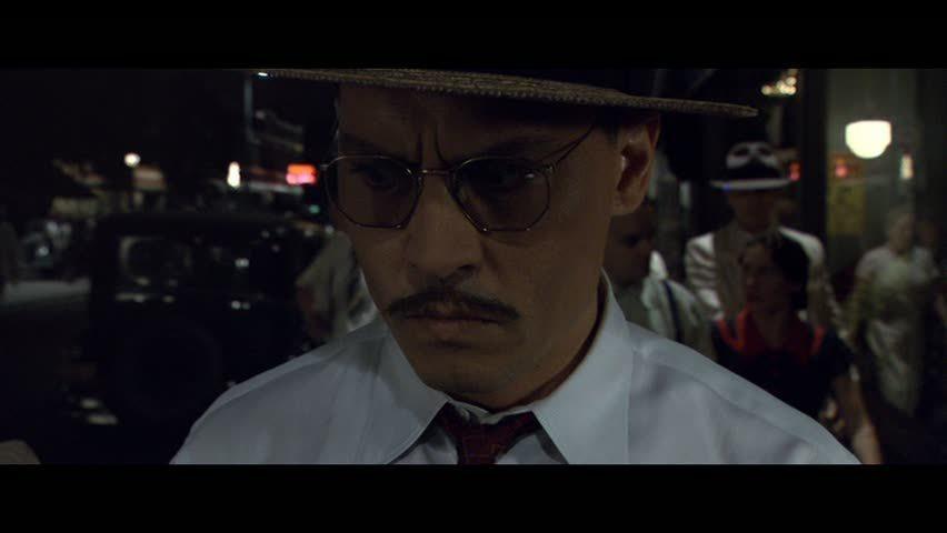 johnny depp movie public enemy
