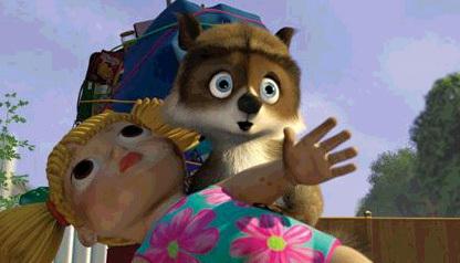 RJ the raccoon :)