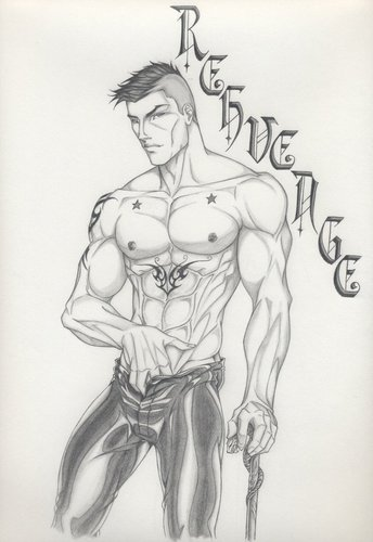 Rehvenge - the-black-dagger-brotherhood Fan Art