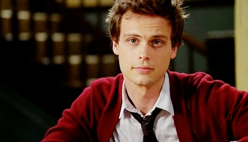 dr. spencer reid wallpaper probably with a portrait called Reid