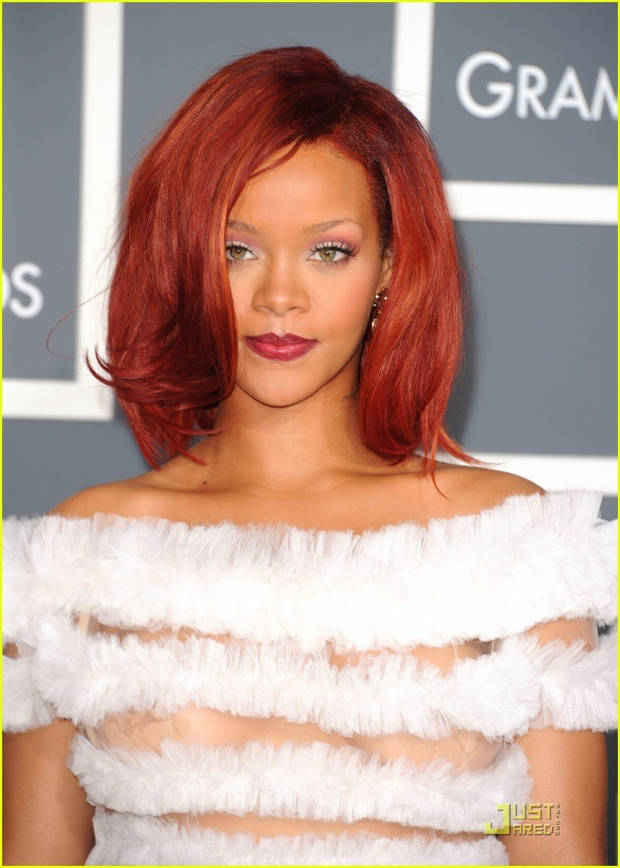 Rihanna 2011 GRAMMY Awards rihanna