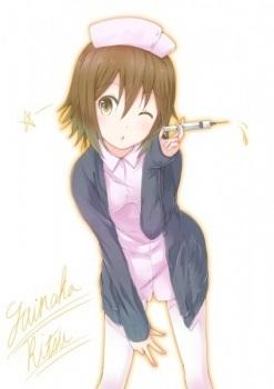 Tainaka Ritsu वॉलपेपर called Ritsu Tainaka rulez!!!!