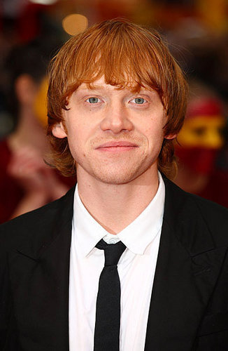 Rupert on the Halfblood Prince premiere