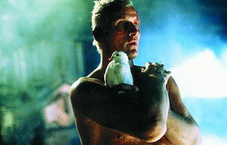 Rutger Hauer as Roy Batty - blade-runner photo