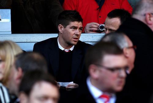 S. Gerrard (Liverpool - Wigan)