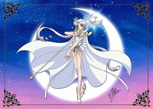 Sailor Moon wallpaper possibly with Anime entitled Sailor Moon