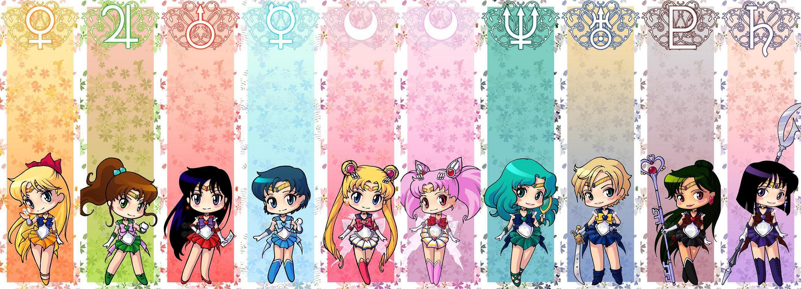 what sailor moon characters - photo #44