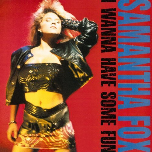 Samantha Fox Album Covers!!
