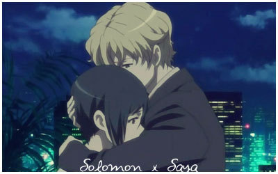 Saya and Solomon