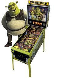 Shrek Pinball
