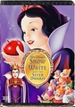Snow White Two-Disc Platinum Edition Disney DVD Cover