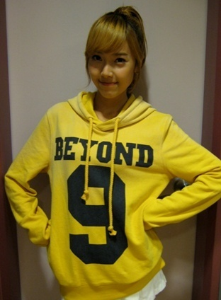 Snsd wearing beyond nine (9)