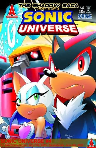 Sonic Universe issue #4
