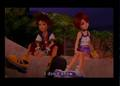 Sora and Kairi