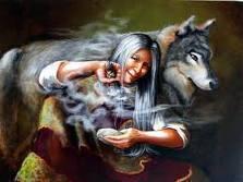 Spiritual wolves