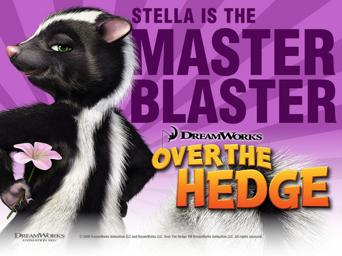 Stella is the master blaster